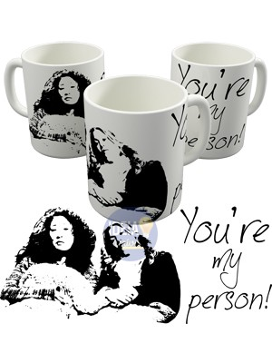 Caneca You're my person - Grey's Anatomy