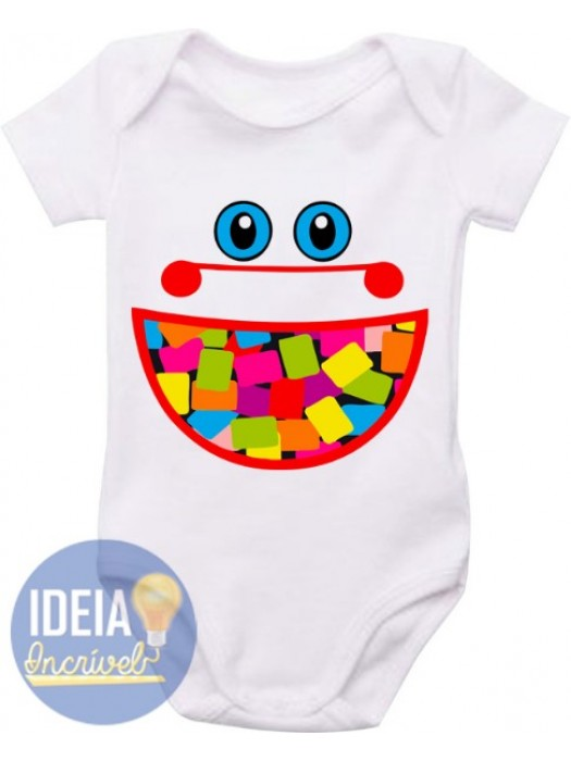 Body Infantil - Chiletes Mini
