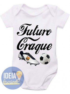 Body Infantil - Futuro Craque