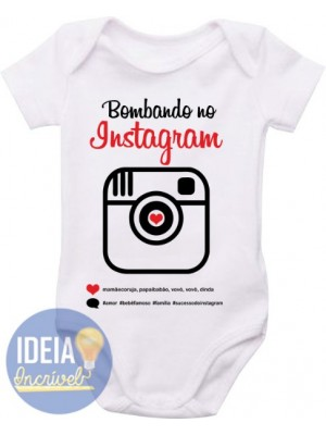 Body Infantil  - Instagram
