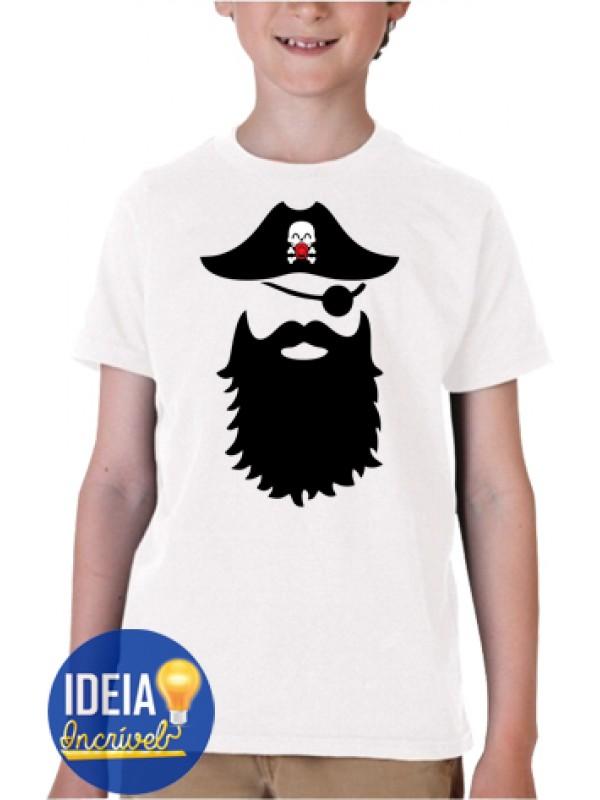 Body infantil - Pirata