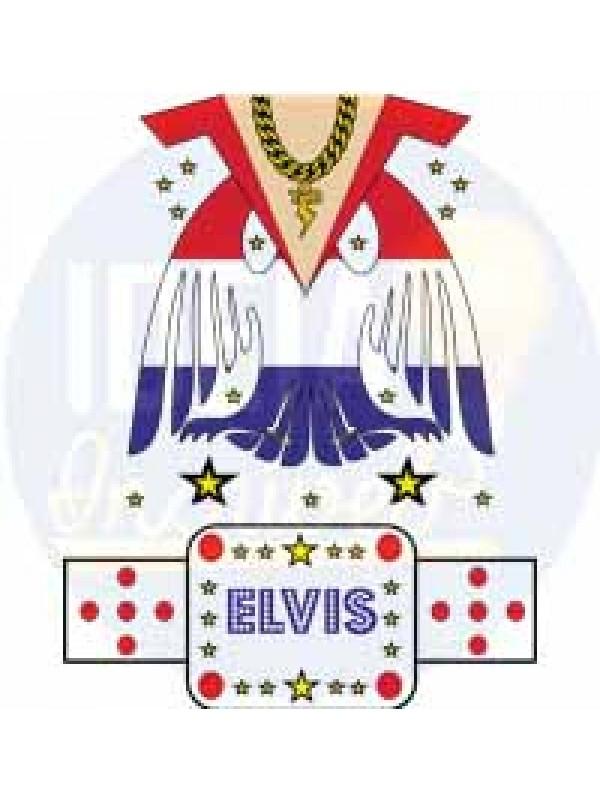 Body Infantil Elvis Presley