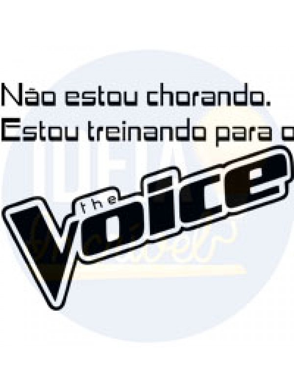 Body Infantil - Treinando para o The Voice