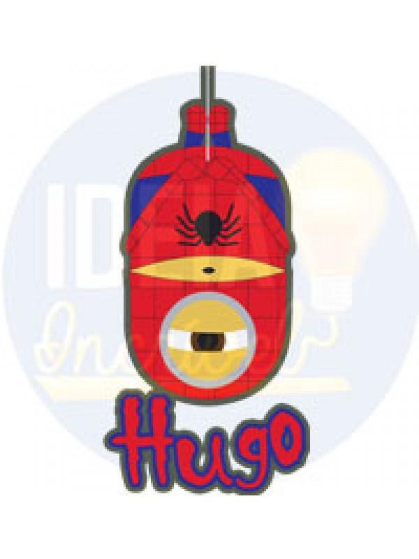 Body infantil  - Minions - Super-Heróis - Homem Aranha