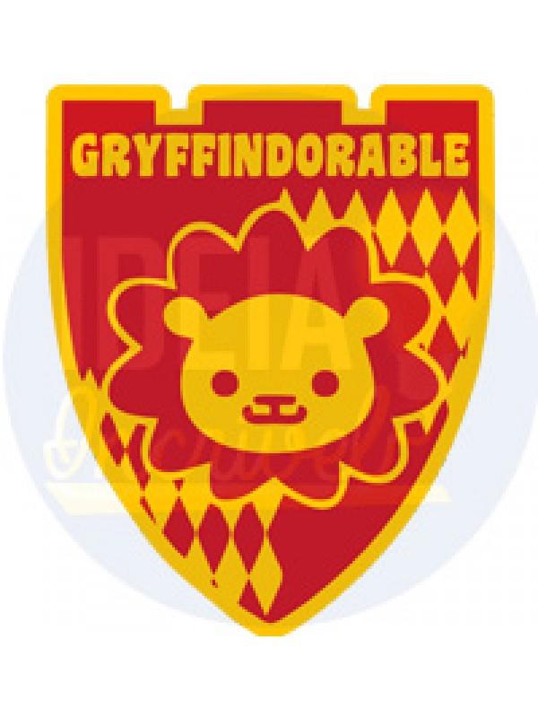Body Infantil Gryffindorable (Harry Potter)