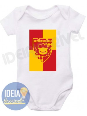 Body Infantil Gryffindorable 2 (Harry Potter)