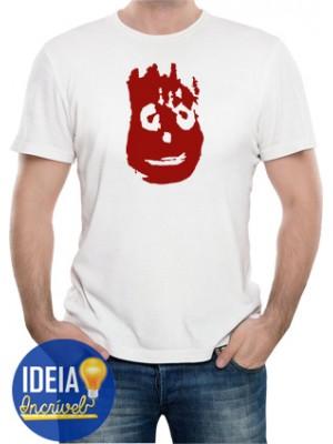 Camiseta Wilson (O Náufrago)