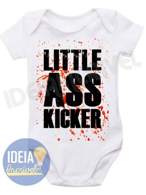 Body Infantil - Little Ass Kicker (The Walking Dead)