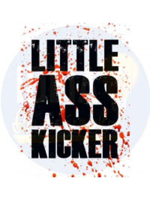 Body Infantil - Little Ass Kicker (The Walking Dead)