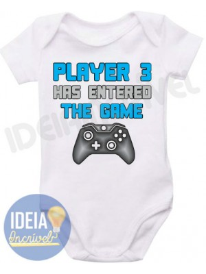 Body Infantil Player 3 Has Entered The Game