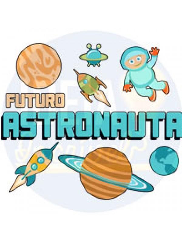 Body Infantil Futuro Astronauta