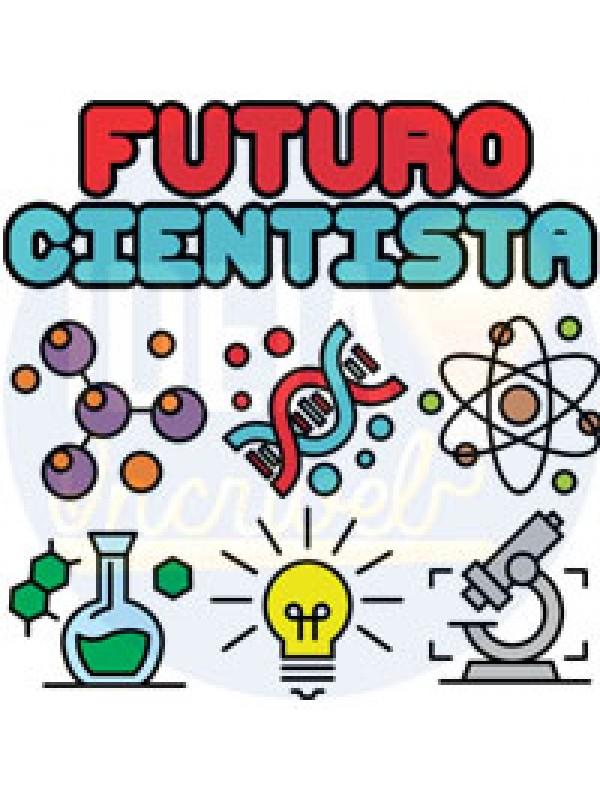 Body Infantil Futuro Cientista