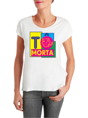 Camiseta Tô Morta