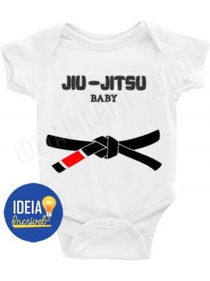 Body Bebê / Infantil Jiu-Jitsu Baby