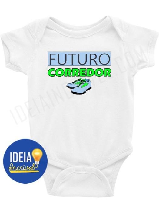 Body Bebê / Infantil - Futuro Corredor