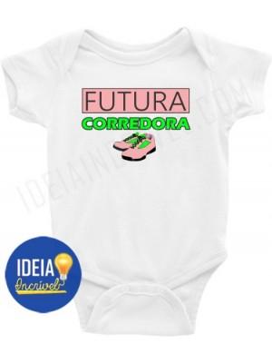 Body Bebê / Infantil - Futura Corredora