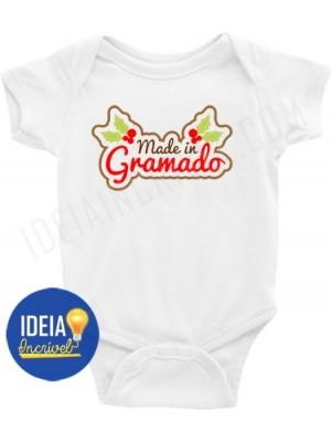 Body Bebê / Infantil - Made In Gramado