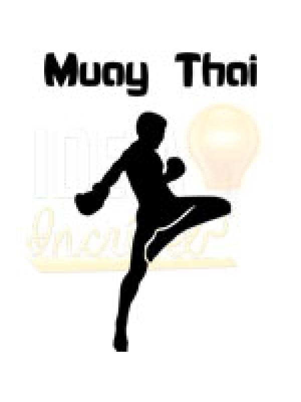 Body Infantil / Bebê - Muay Thai