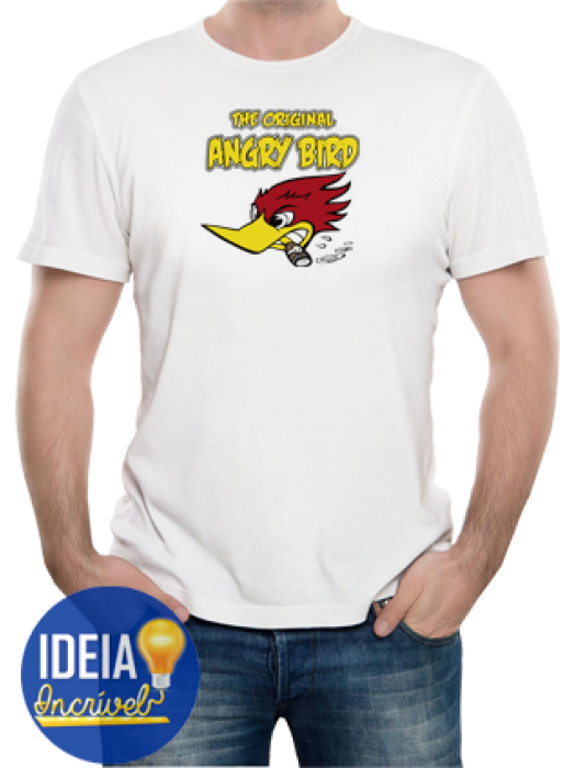 Camiseta The Original Angry Bird