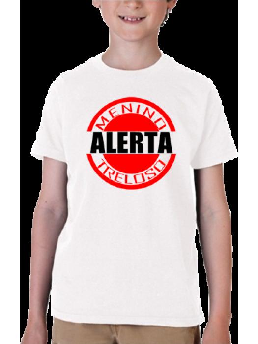 Camiseta Menino Treloso