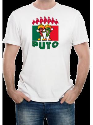 Camiseta Torcida Mexicana