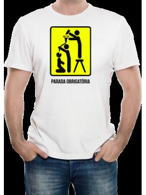 Camiseta Parada Obrigatória
